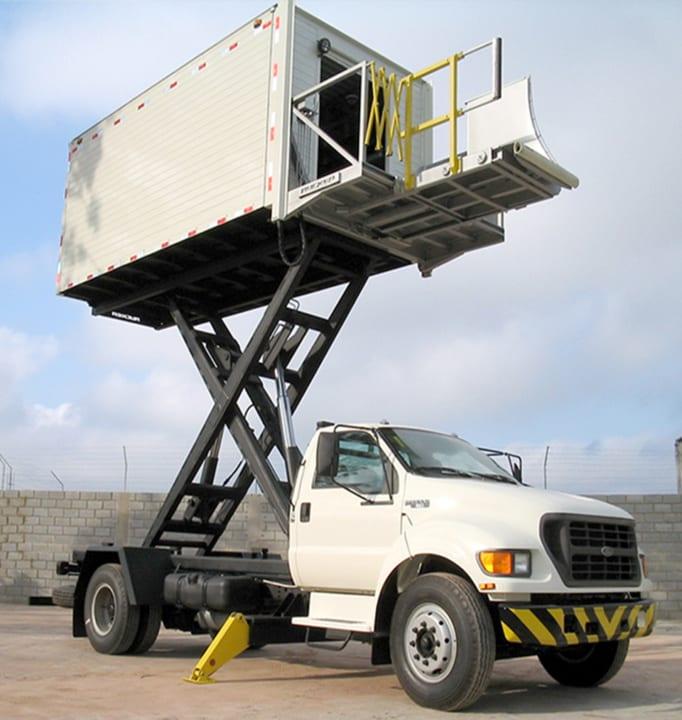 Catering Highloader Trucks