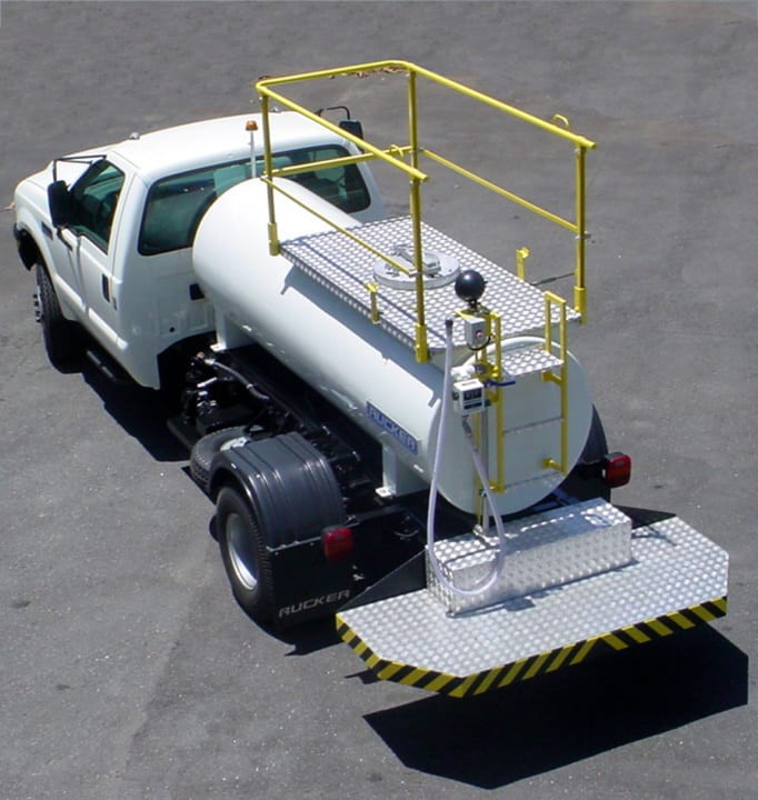 Potable Water Service Vehicle