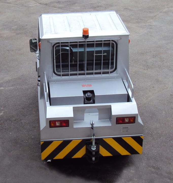 Baggage Tractor